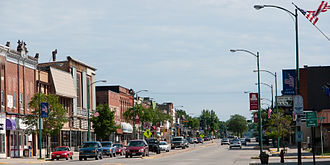 Tomah, Wisconsin - Downtown Tomah