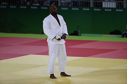 Rafael Silva perde para francês Teddy Riner no judô 1037182-rj mg 4479