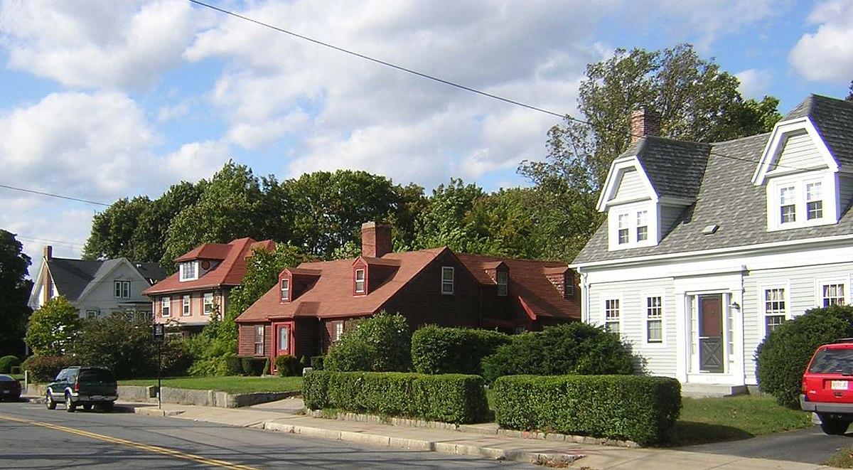 Фото американских деревень