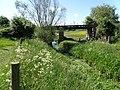 Railway bridge near Castor - geograph.org.uk - 1319013.jpg