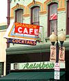 Rainbow Cafe exterior in downtown Pendleton, OR.jpg