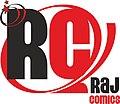 Raj Comics logo - English (old).jpg