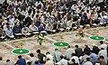 Ramadan 1439 AH, Qur'an reading at Fatima Masumeh Shrine, Qom - 17 May 2018 16.jpg