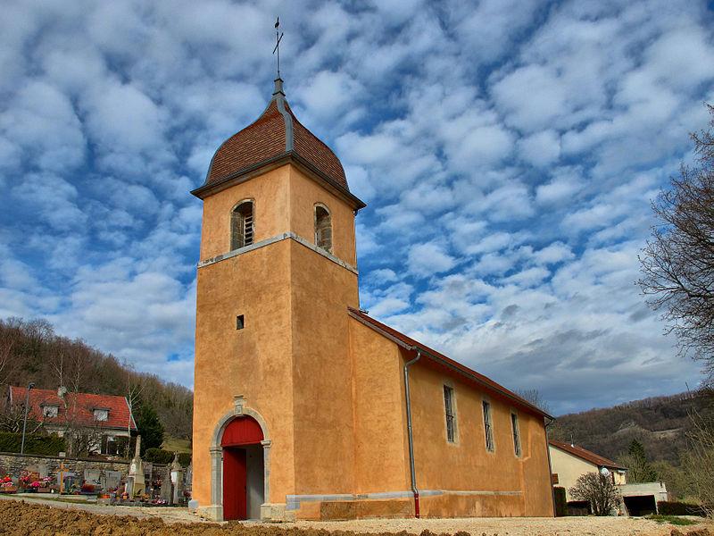Église Notre-Dame de l'Assomption des Champs (Inscrit)