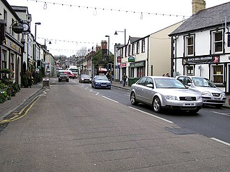 Randalstown - Image: Randalstown, County Antrim