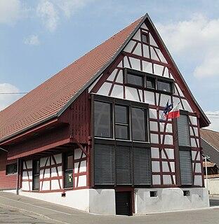 Ranspach-le-Haut Commune in Grand Est, France