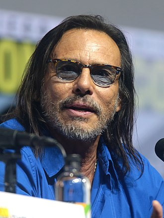 Raoul Trujillo - Trujillo at the 2018 San Diego Comic-Con