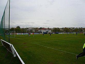 Ghidighici Stadium - Image: Rapid Ghidighici Stadium