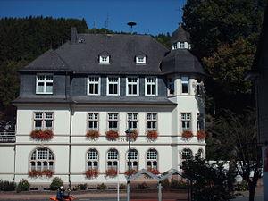 Kirchhundem - Town hall in Kirchhundem