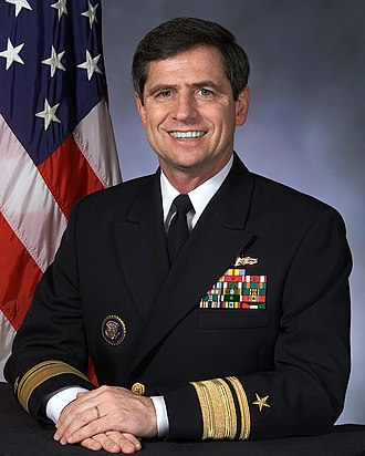 Joe Sestak - Sestak as Deputy Chief of Naval Operations for Warfare Requirements and Programs.