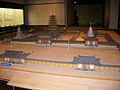 Reconstructed miniature model of Mireuksa.jpg