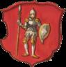 Recueil d'armoiries polonaises COA of Trakai Voivodeship.png