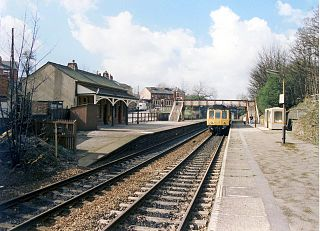 Reddish North railway station
