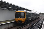 Redhill - GWR 165130 Reading slow service.JPG