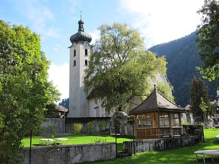Schiers Municipality of Switzerland in Graubünden
