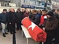 Reina nightclub terror attack victim's funeral, January 1, 2017.jpg