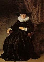 Portrait de Maria Bockenolle