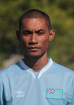 Tuvalu at the 2016 Summer Olympics - Etimoni Timuani competed in the men's 100 m as the single athlete from Tuvalu, the only NOC to send one athlete to the 2016 Games.