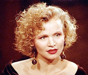 Renée Soutendijk - Renée Soutendijk in 1992