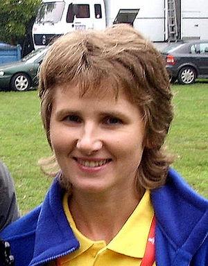 Renata Mauer - Image: Renata Mauer Różańska