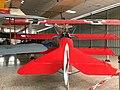 Replica Fokker DR.I at Museo de Aeronáutica y Astronáutica de España 04.jpg