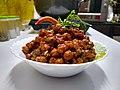 Restaurant style Crunchy Chickpeas or Chana Chilli - Gujarat - SHAILI 007.jpg