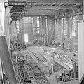 Restauratie Nederlands-Hervormde kerk te Krommenie, interieur, Bestanddeelnr 917-6576.jpg