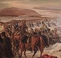 Retreat of French troops from Russia by Adam Albrecht (1830, Kremlin) by shakko 03.jpg