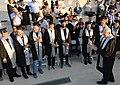 Reuven Rivlin receives an honorary degree from Ariel University, June 2021 (GPOABG 3698).jpg