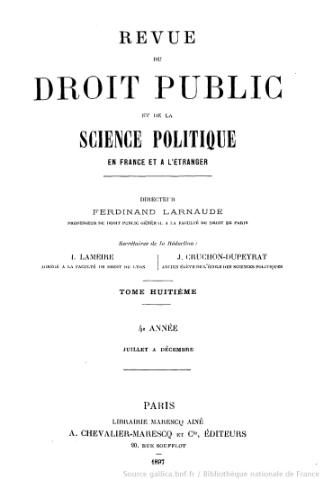 Méthodologie de la dissertation de droit constitutionnel | Etudier
