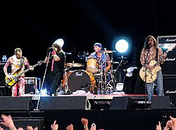 Red Hot Chili Peppers a Pinkpop Festival-on 2006-ban.