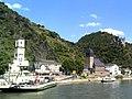 Rhein wasser bei Sankt Goarshausen - geo.hlipp.de - 39432.jpg