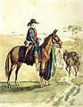 Riche Habitant de S. Paul qui conduit ses mules charges de sucre 1825 Adrien Taunay.jpg