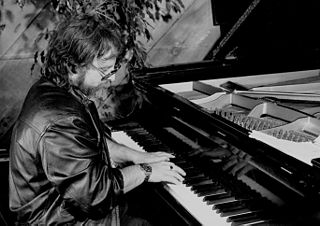 Richie Beirach American jazz pianist and composer