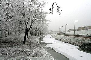 Bolnes - Image: Ridderkerk snow bolnes
