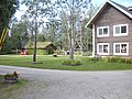 Rika's Landing Roadhouse - side and outbuildings - DSCN0511.JPG
