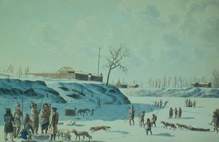 human settlement in Winnipeg, Manitoba, Canada