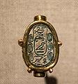 Ring scarab - Pharaoh exhibit - Cleveland Museum of Art (27398783554).jpg