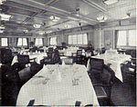 Rio de Janeiro Maru Dining Room 1st Class.JPG