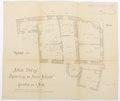 Ritning på schloss Hallwyl - Hallwylska museet - 102191.tif