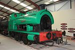 Riverside Railway Museum - Agecroft No 2.JPG