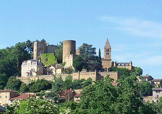 Châtillon, Rhône Commune in Auvergne-Rhône-Alpes, France