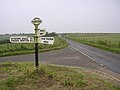 Road junction and signpost on Eggardon Hill - geograph.org.uk - 66974.jpg