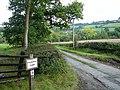 Road to Derwendeg Farm - geograph.org.uk - 570672.jpg