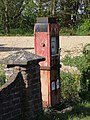 Roadside fuel pump, Roothams Green - geograph.org.uk - 1285480.jpg