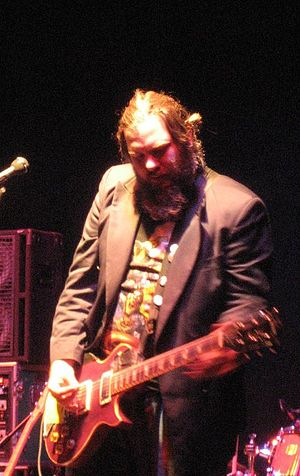 Rob Crow - Rob Crow on tour with Pinback