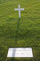 Robert F. Kennedy grave in Arlington National Cemetery