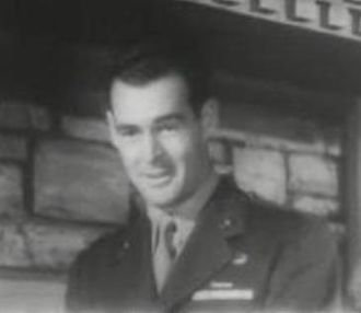 Robert Ryan - Ryan in Marine Raiders (1944).