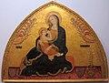 Roberto d'oderisio, madonna dell'umiltà, 1340-45 ca., da s. domenico maggiore 01.JPG