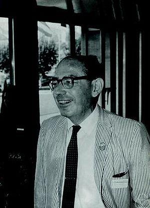 Abraham Robinson - Image: Robinson abraham 1970